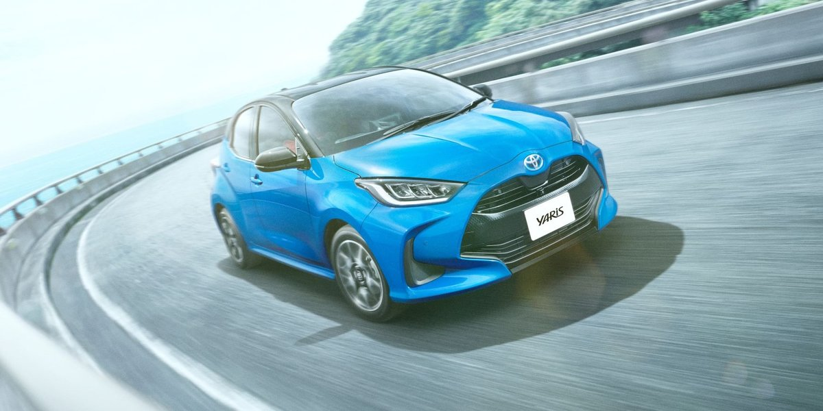blog large image - All-New Yaris arriving at Ken Mills Toyota soon