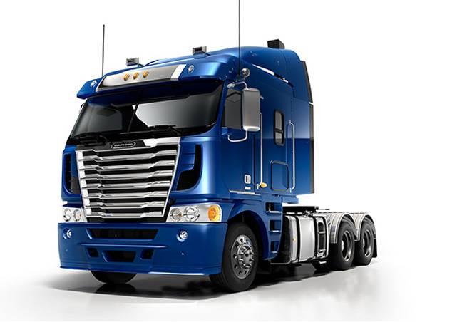 ARGOSY - RGM Freightliner