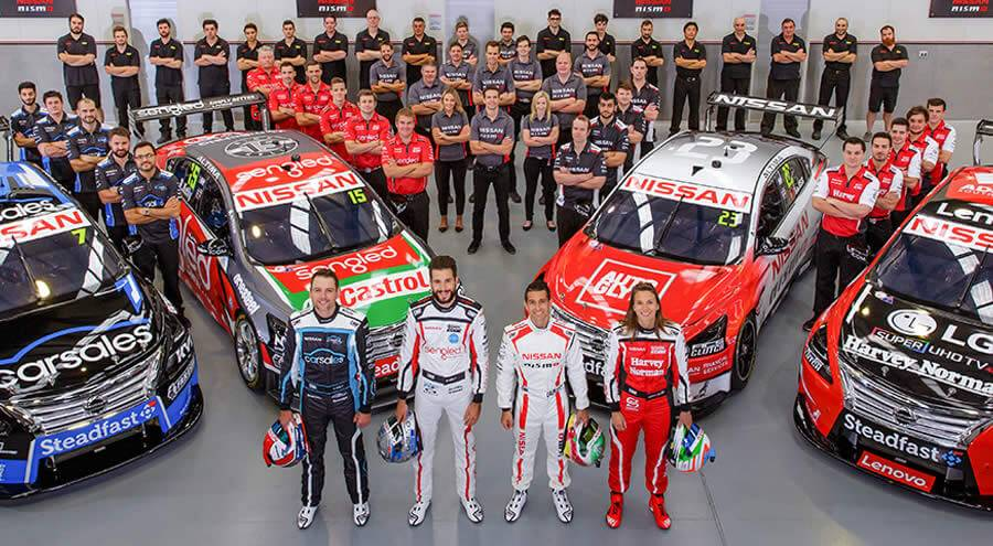 blog large image - Nissan Motorsport is revving up to take down Sandown