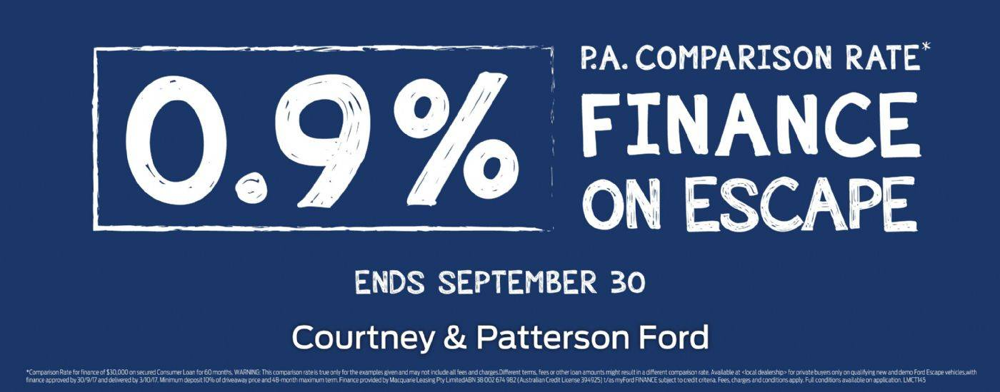 Courtney & Patterson Ford