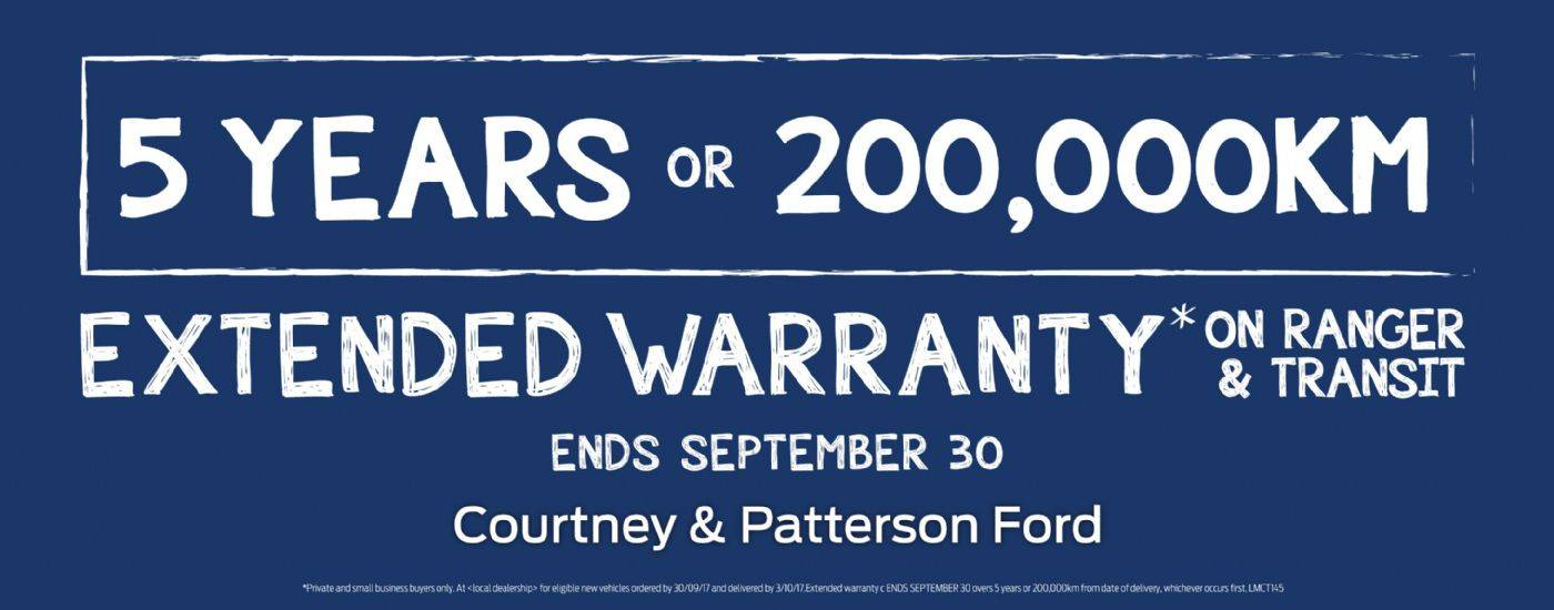 Courtney & Paterson Ford