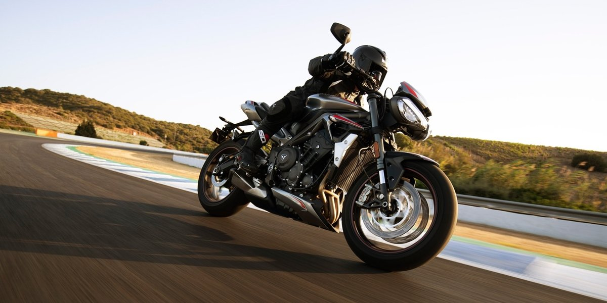 blog large image - The all new Triumph Street Triple
