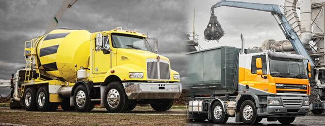 Kenworth DAF Trucks
