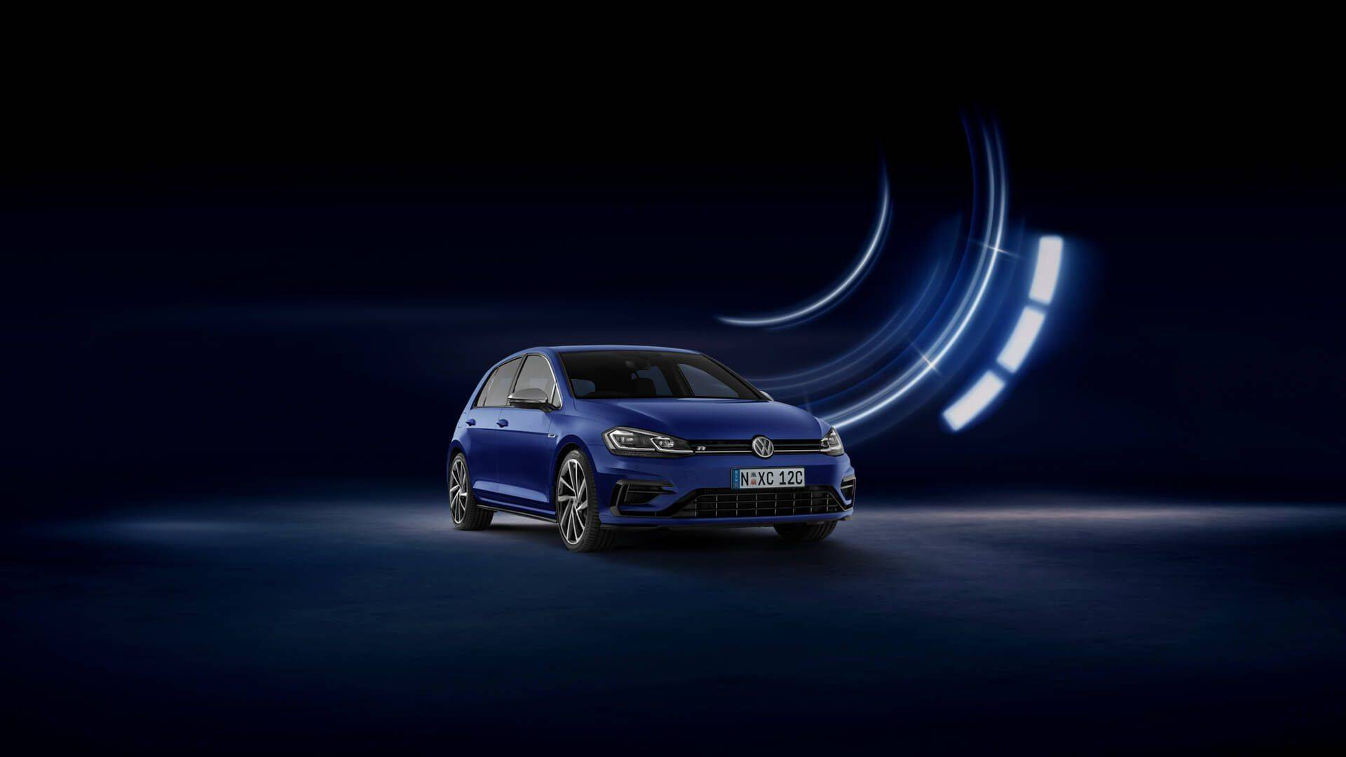 Golf R Hero Image