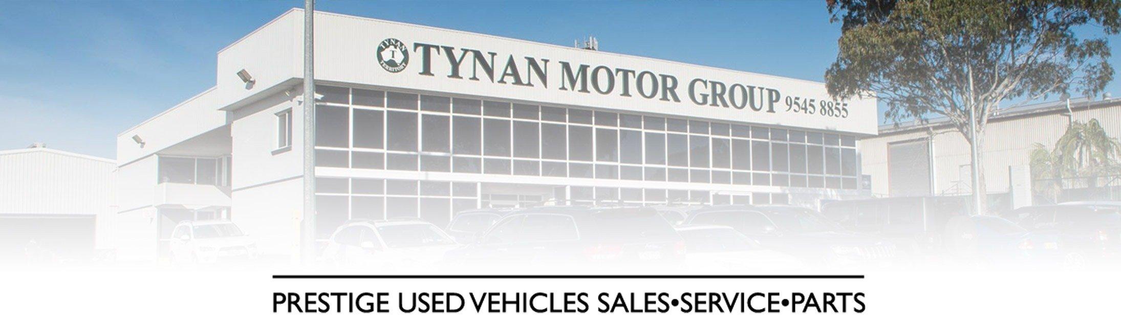 Tynan Honda Service Centre