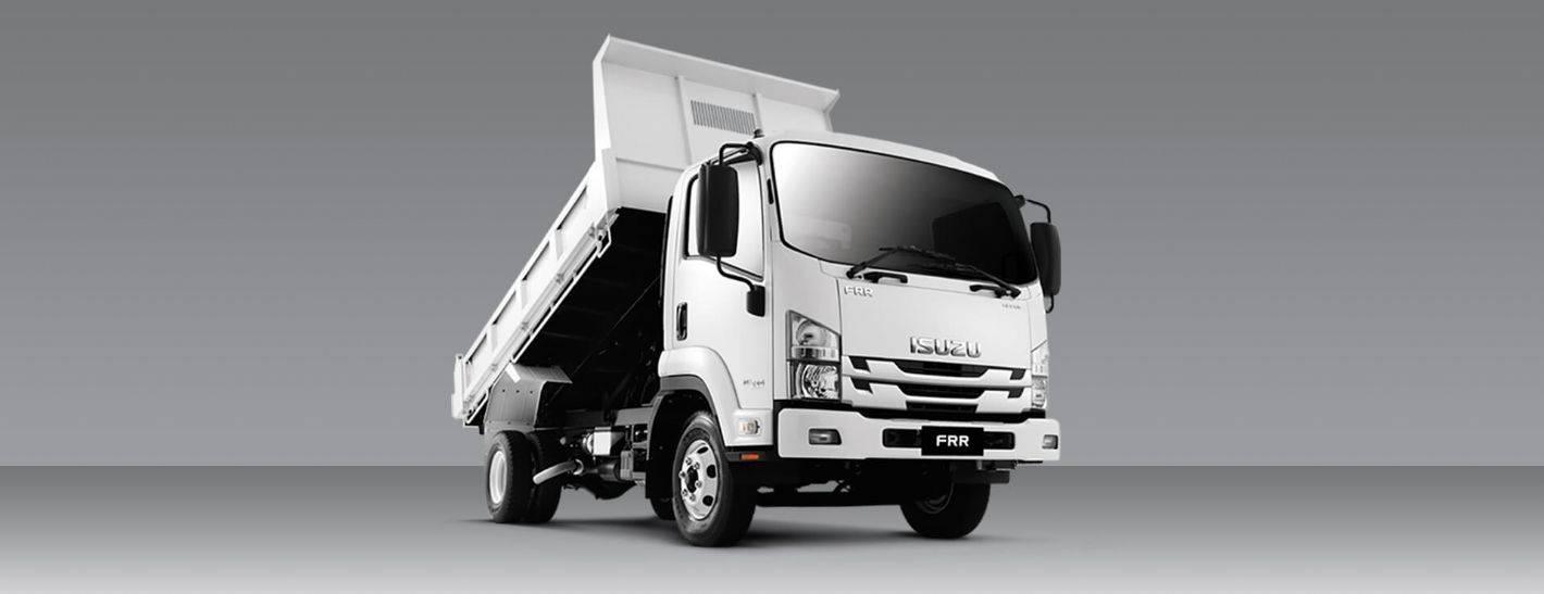 Isuzu Trucks - RIPPER TIPPER DEAL