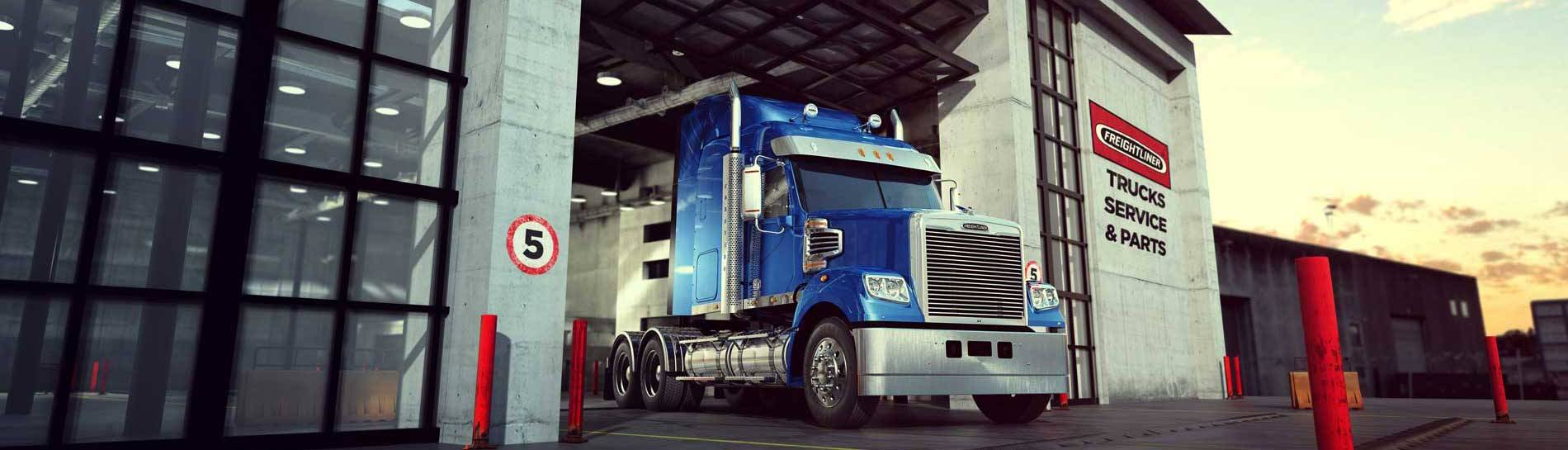 About Freightliner