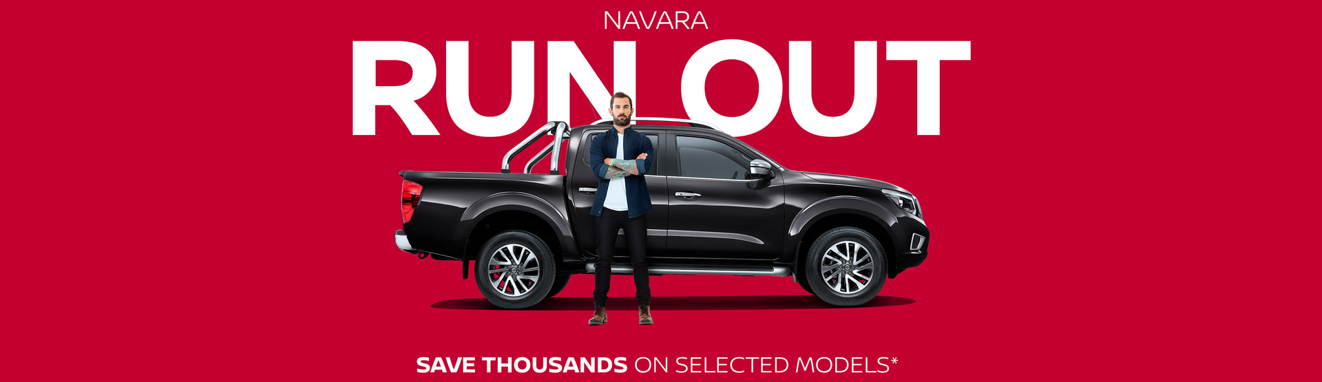 Navara Run Out