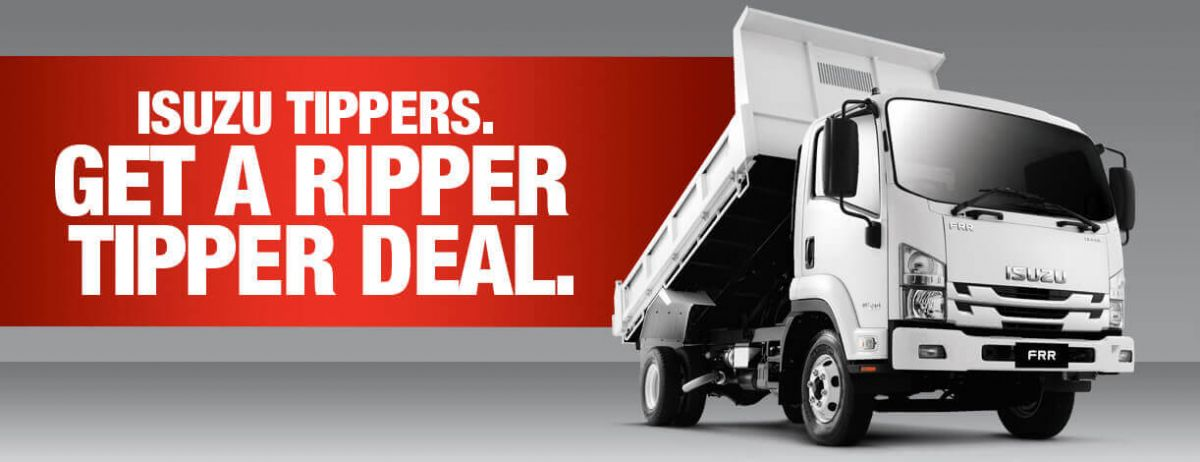 Ripper Tipper Deals
