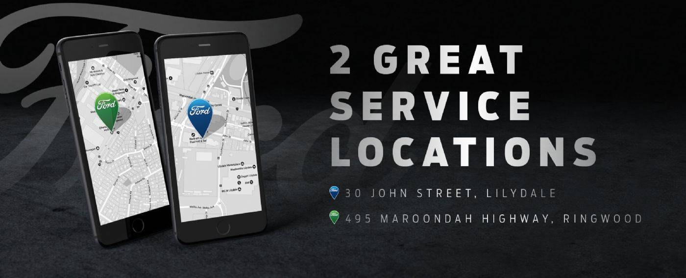 Etheridge Ford Service Locations