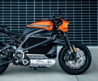 A Closer Look At Harley Davidson's® 2020 LiveWire™  image