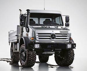 Mercedes-Benz - Unimog