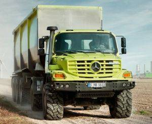 Mercedes-Benz - Zetros