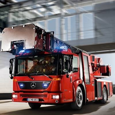 Optimal flexibility. No matter what type of job, the Unimog has a solution for you.