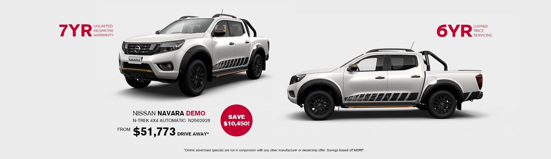 Maitland Nissan online specials