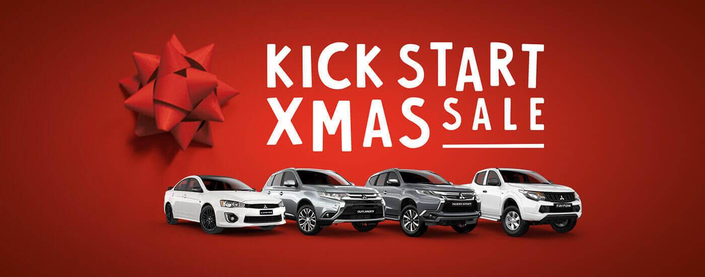 Kick Start XMAS Sale