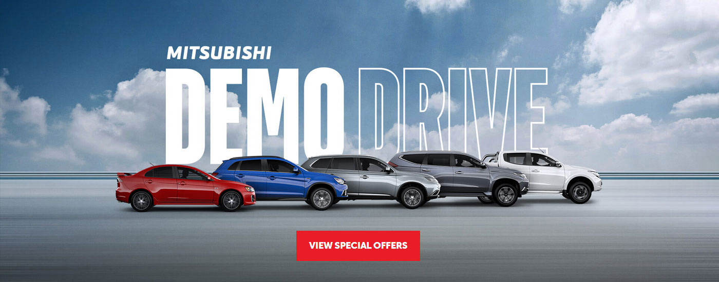 Mitsubishi April Offers