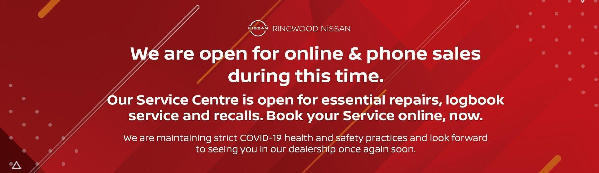 Ringwood_Nissan_Lockdown