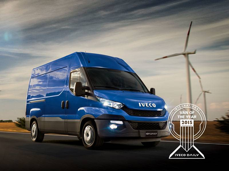 IVECO Daily Minibus Gallery1