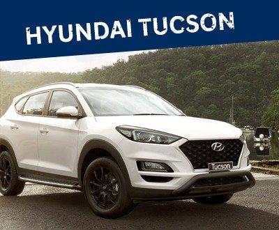 Hyundai Tucson SUV Comparison image