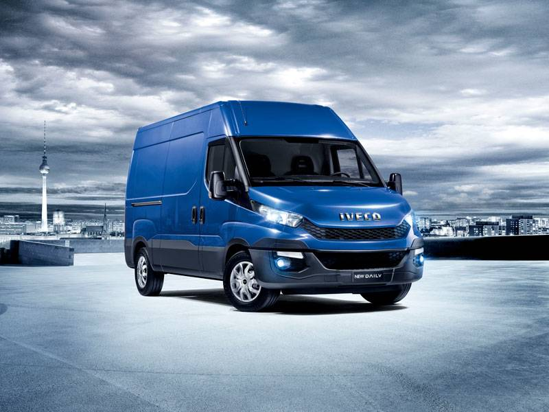 IVECO Daily Minibus Gallery5