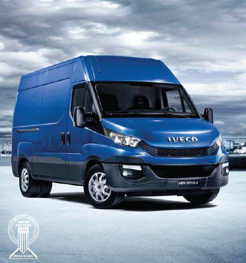 IVECO Daily Minibus Gallery6