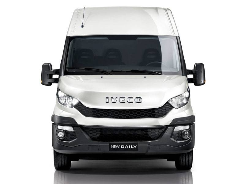 IVECO Daily Minibus Gallery7