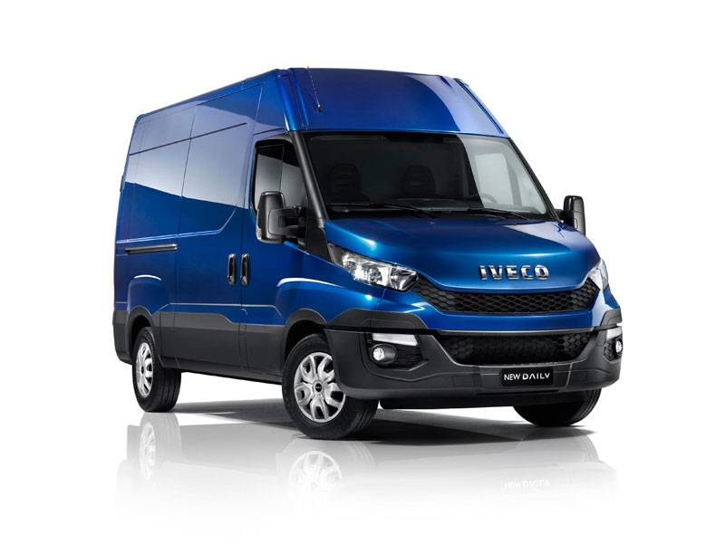 IVECO Daily Minibus Gallery9