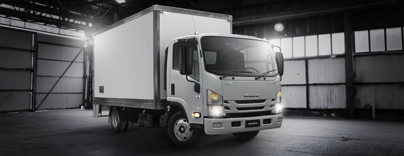 New Isuzu Vanpack