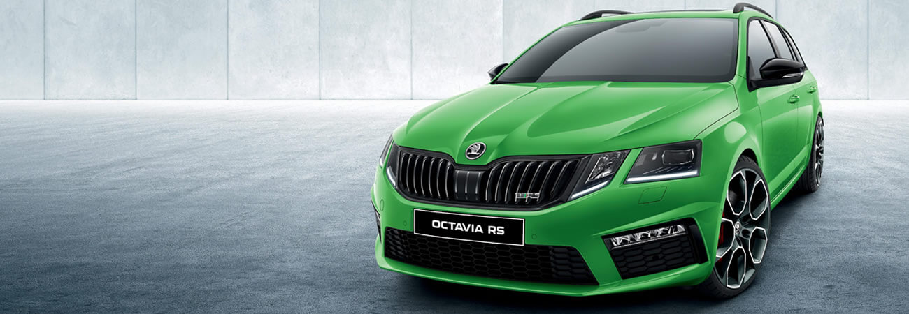 Essendon Skoda - Octavia RS