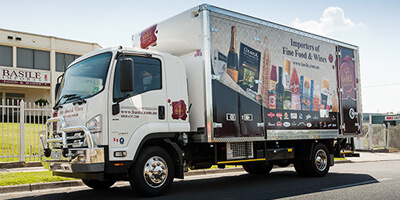 Patterson Cheney Trucks Basile Imports image