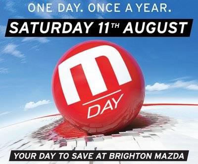 M Day image