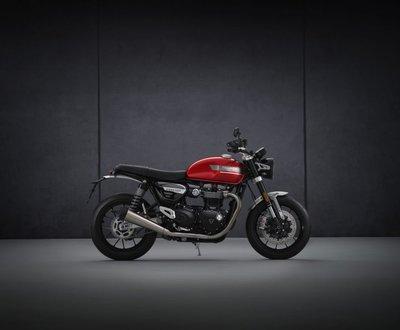 Triumph's 2021 Speed Twin  image