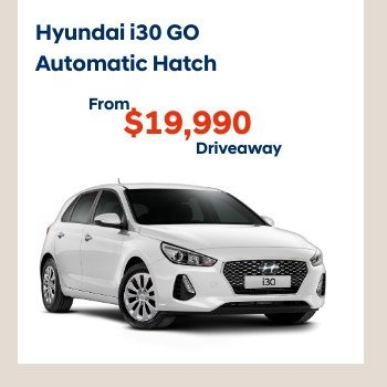 NEW I30 GO HATCH AUTOMATIC Small Image
