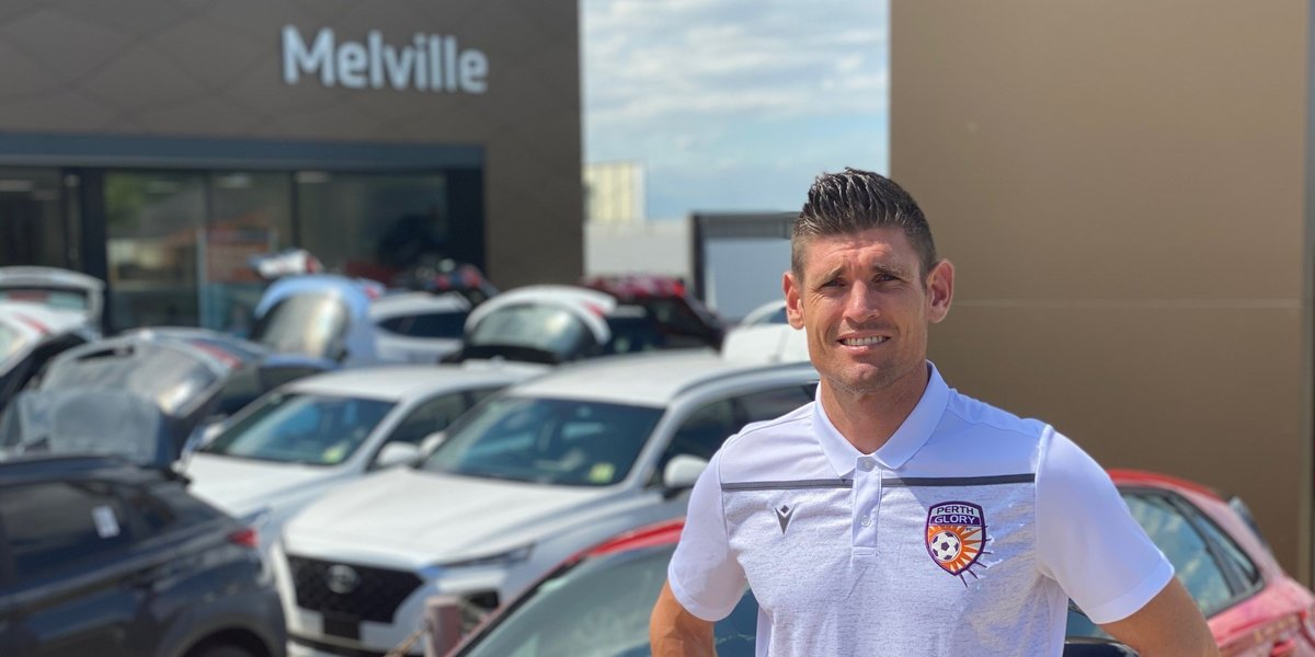 blog large image - Liam Reddy is Melville Hyundai's new brand ambassador