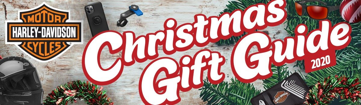 Harley-Davidson® Christmas Gift Guide Is Now LIVE! Large Image