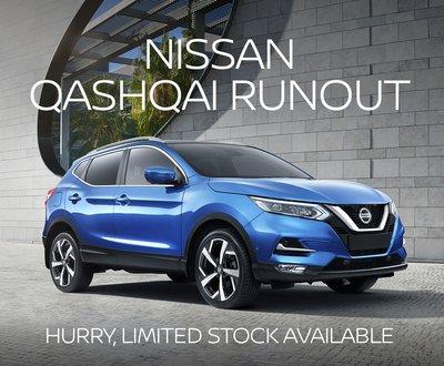 Nissan Qashqai Runout image