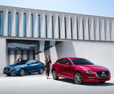 New Mazda3 image