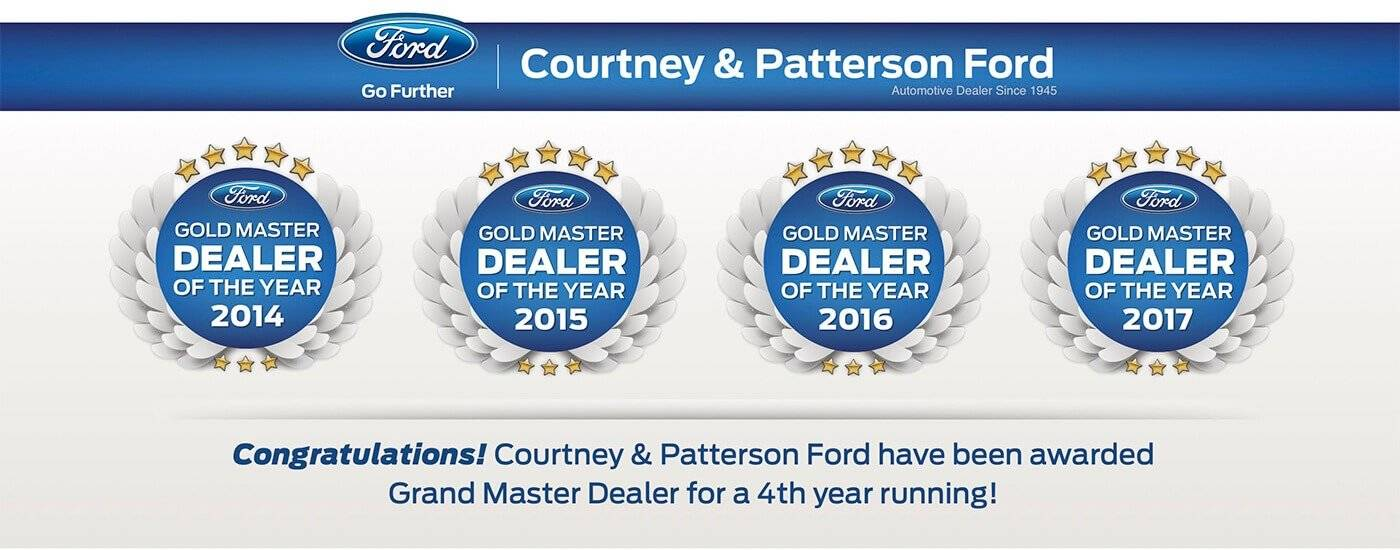 CP Ford Awarded