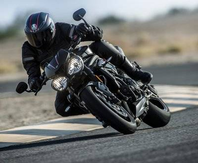 2018 Triumph Speed Triple Coming Soon 1050 Revamped Motorcycle News  image