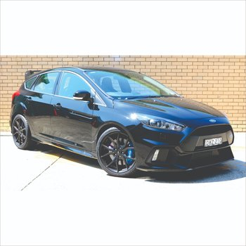 demonstrator Shadow Black - 2017 Ford Focus RS Hatchback Manual  Small Image