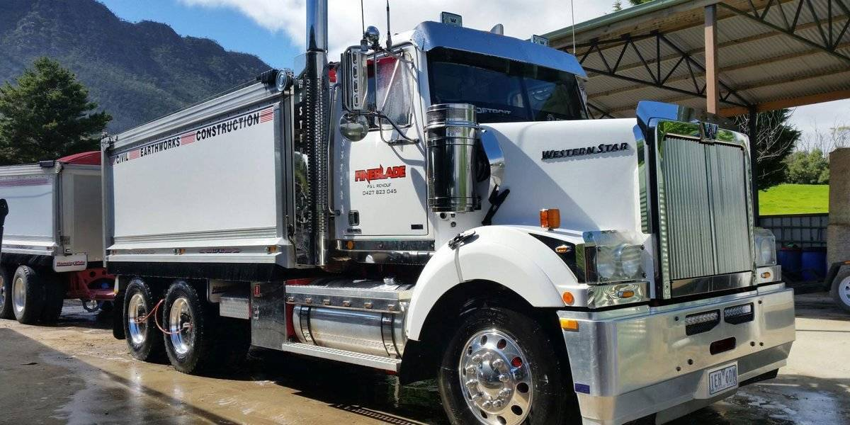 blog large image - Western Star providing a solid foundation for Fineblade Civil