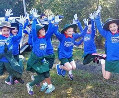 Brian Hilton 2017 Toyota Schools Tree Day image