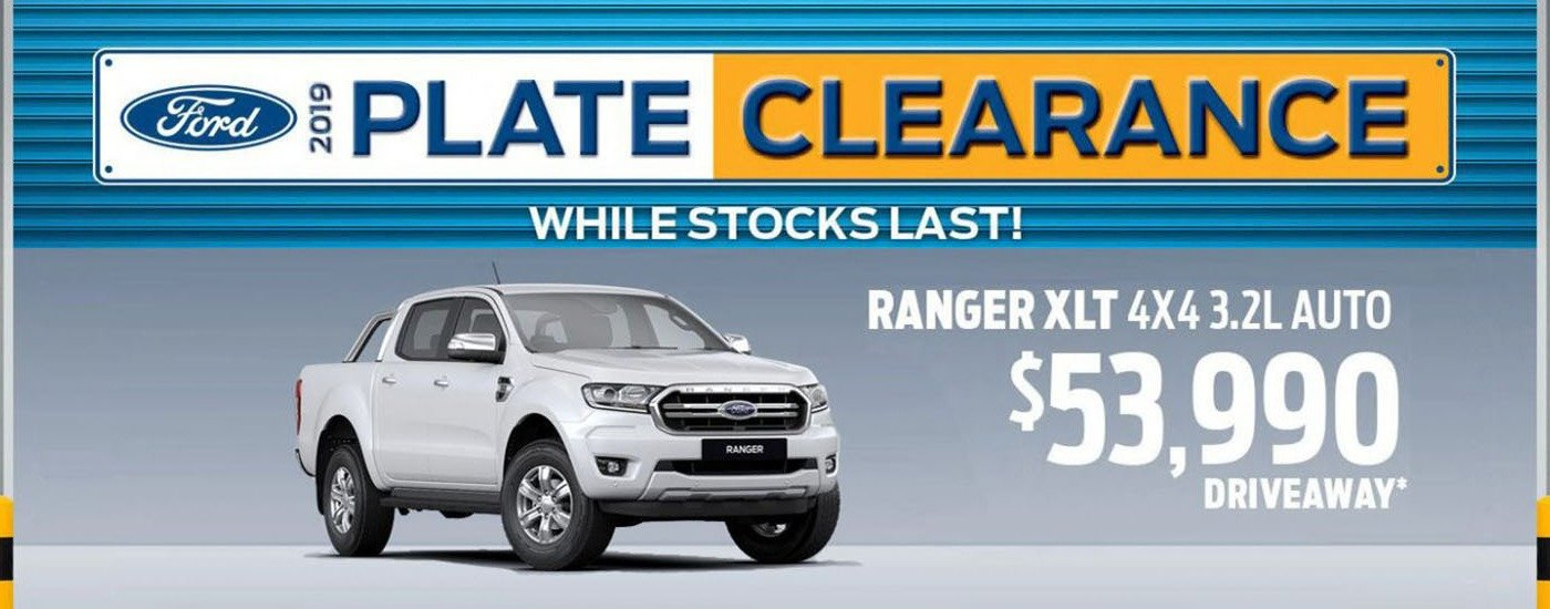 CP 2019 Plate Clearance