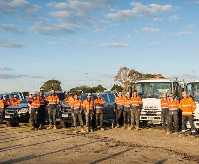 Isuzu helps BDS Civil & Construction keep on track image