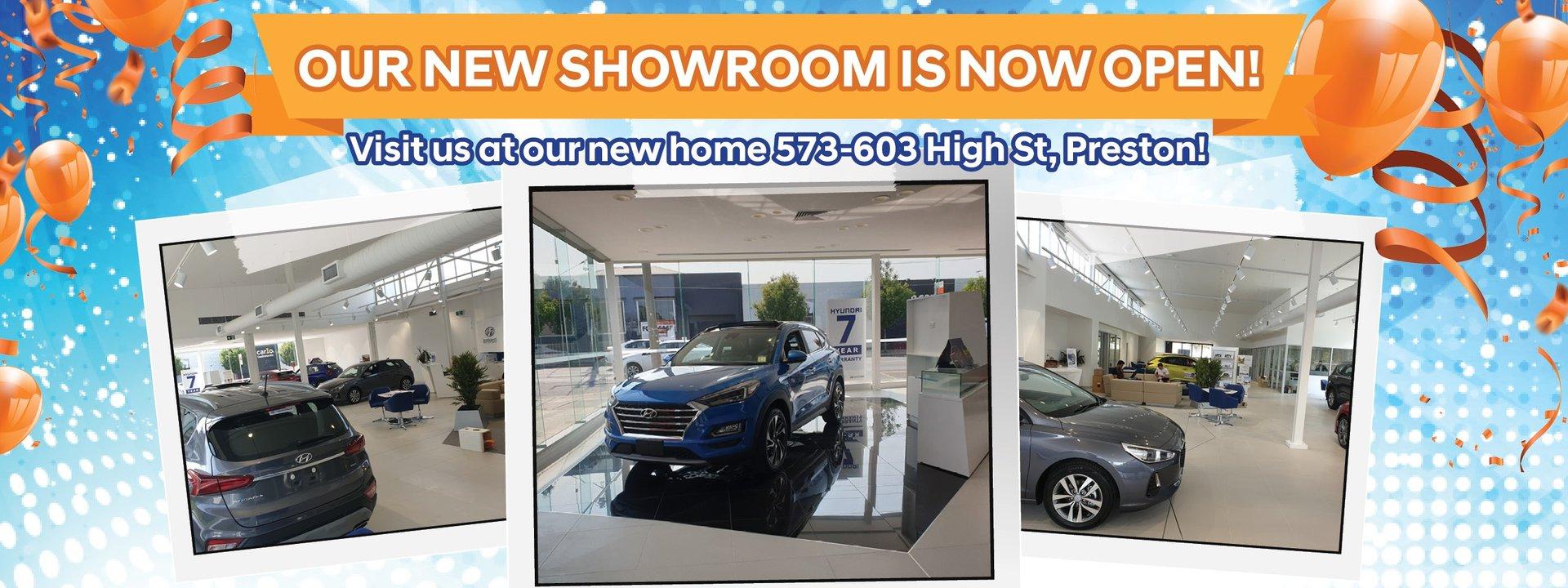 RDS Hyundai - New Showroom
