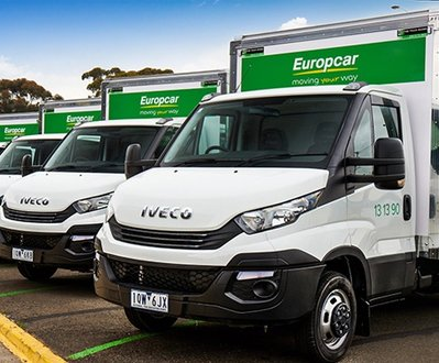 Europcar and IVECO image