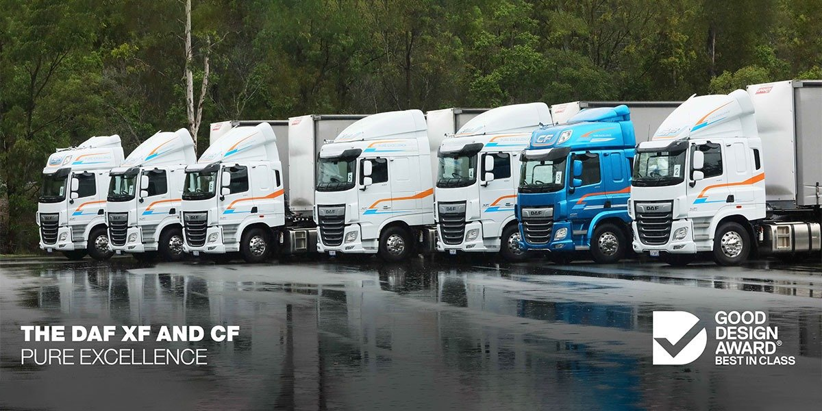 blog large image - All-New DAF XF and CF Wins Best in Class Accolade