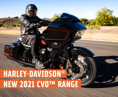 2021_H-D® CVO_Line-Up image