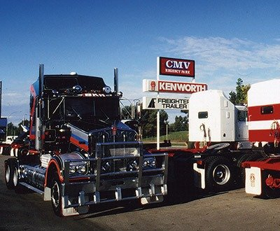 CMV Truck Sales Regency Park image